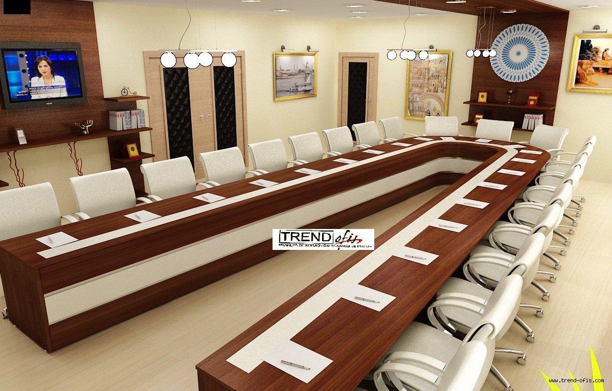 Beren U Toplantı Masası