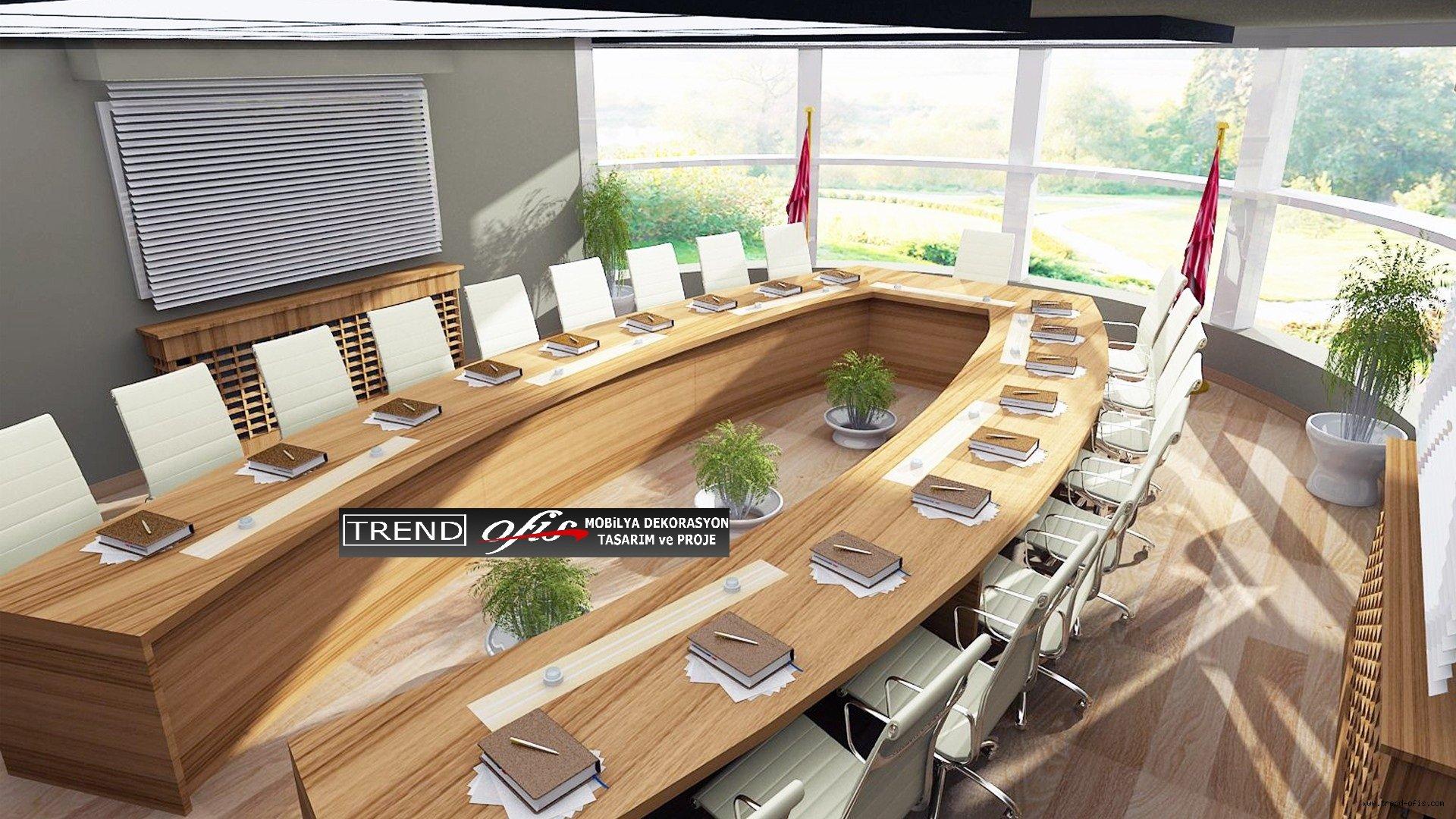 Efsane U Toplantı Masası
