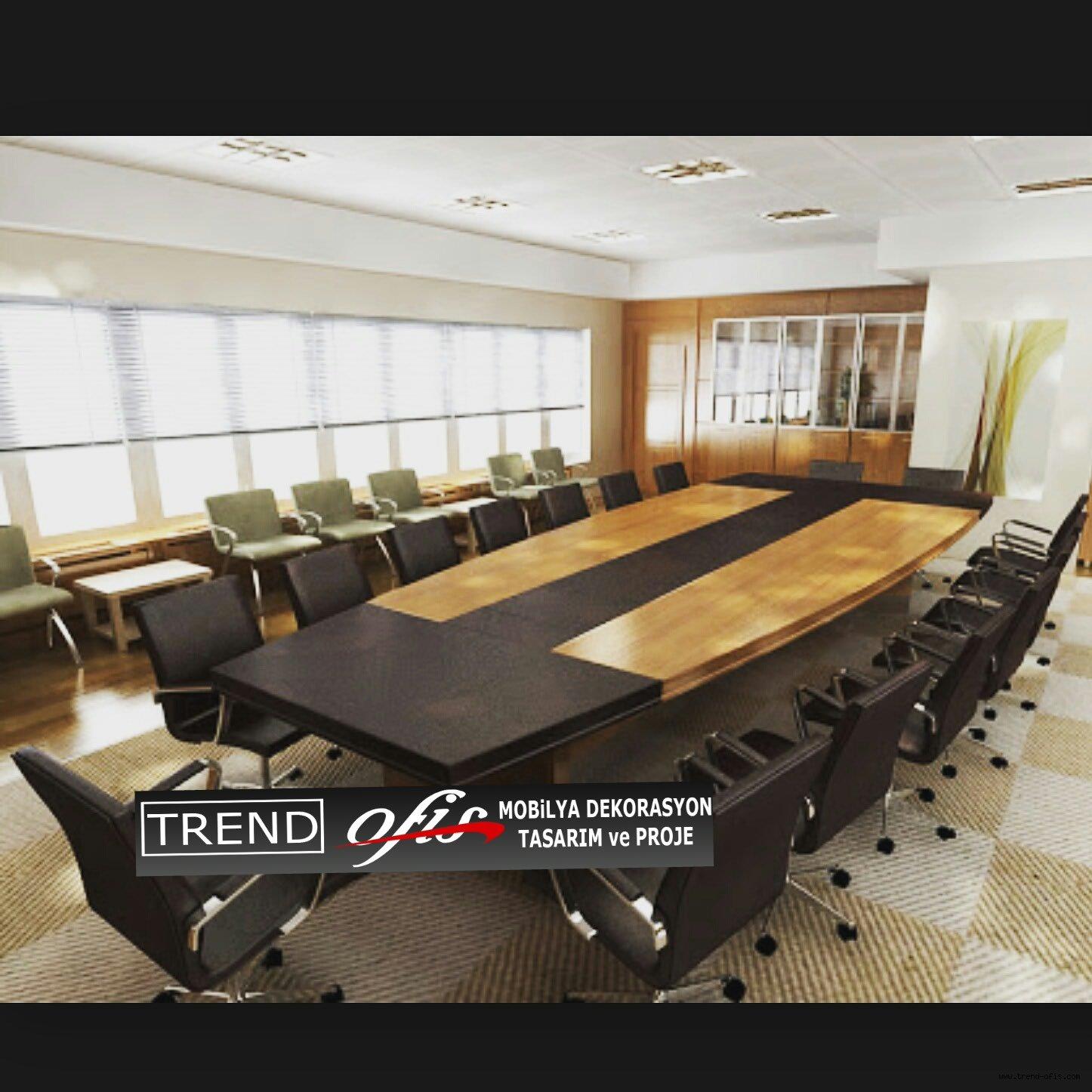 Lesya Toplantı Masası
