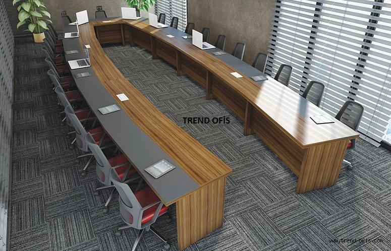 Leron Toplantı Masası