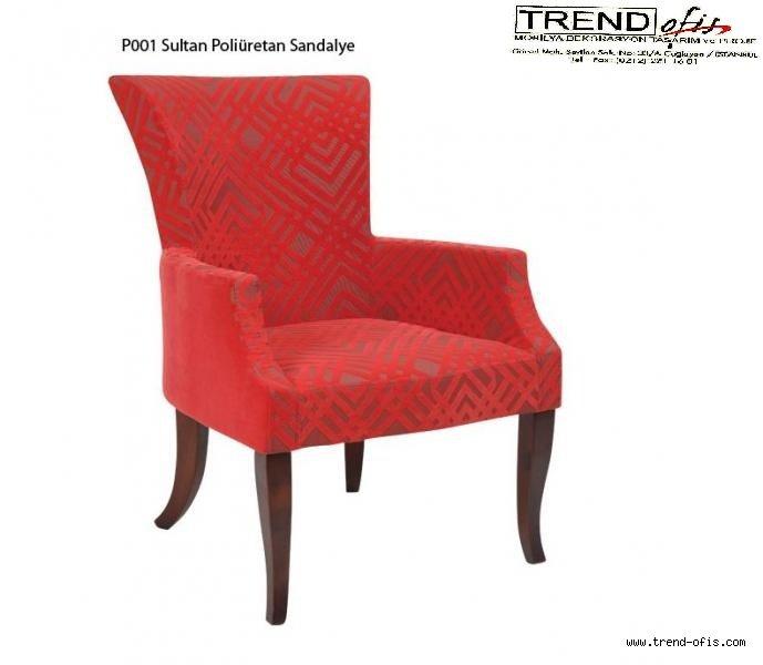 P001 Sultan Poliüretan Sandaly