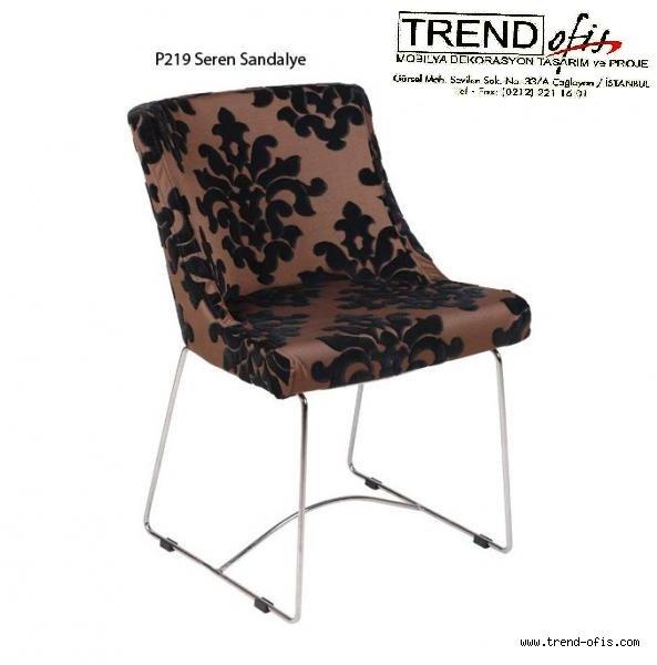 P219 Seren Sandalye Sandalye