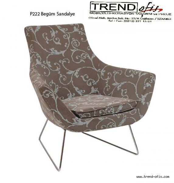 P222 Begüm Sandalye