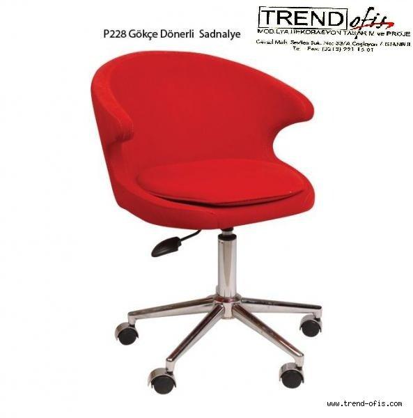P228 Gökçe Dönerli Sandalye