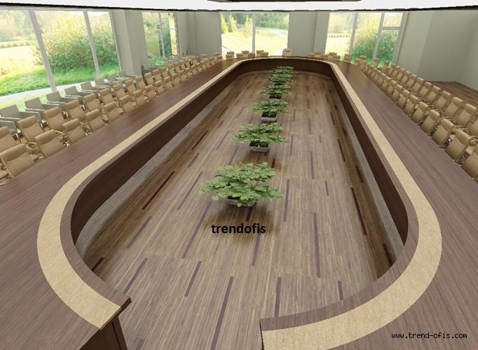 Almira Toplantı Masası
