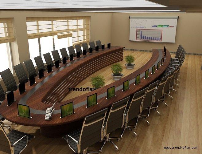 Beril Toplantı Masası